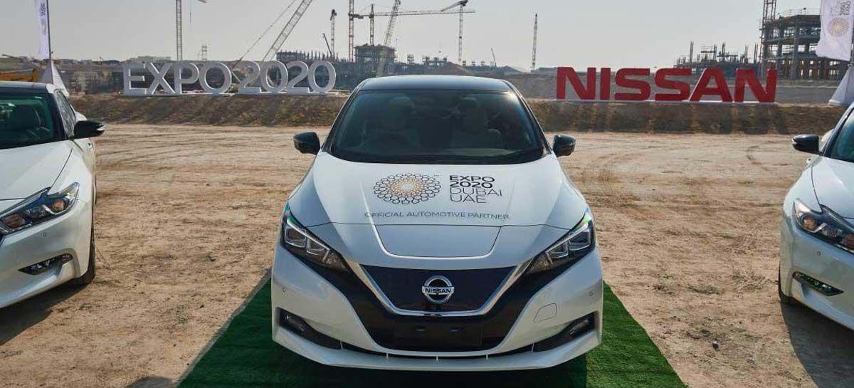 همکاری نیسان و نمایشگاه اکسپو 2020 دوبی