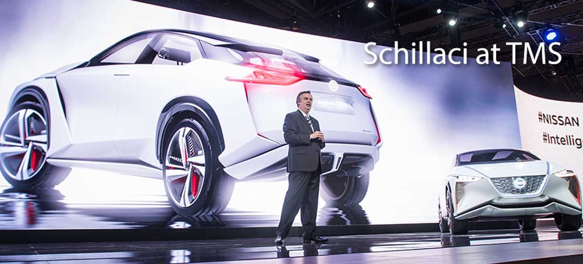 نمایشگاه خودروی 2017 توکیو:  نگاهی به کنفرانس مطبوعاتی دنیل شیلاچی